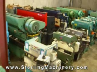 Used Hardinge precision Toolroom Lathe for Sale  Dealer Sterling Machinery