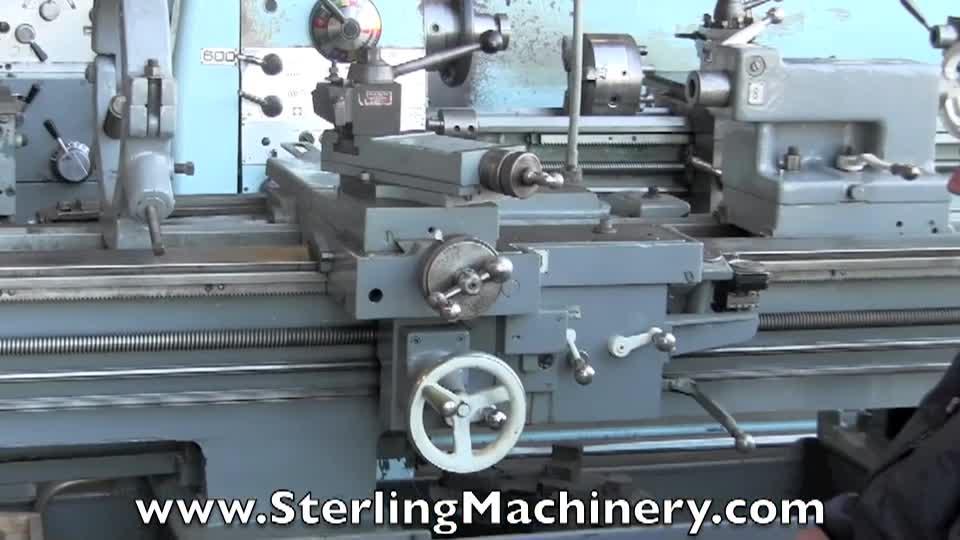 engine lathe maintenance