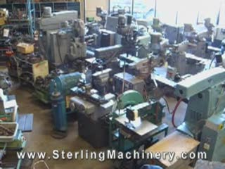 of dealer machine tools showing used lathe milling machine metal shear press brake all fabricating machines industrial machine tools for sale
