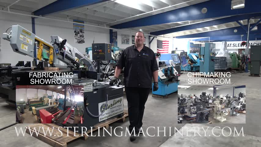 video22875 machinery videos of dealer machine tools showing used lathe  at webbmarketing.co