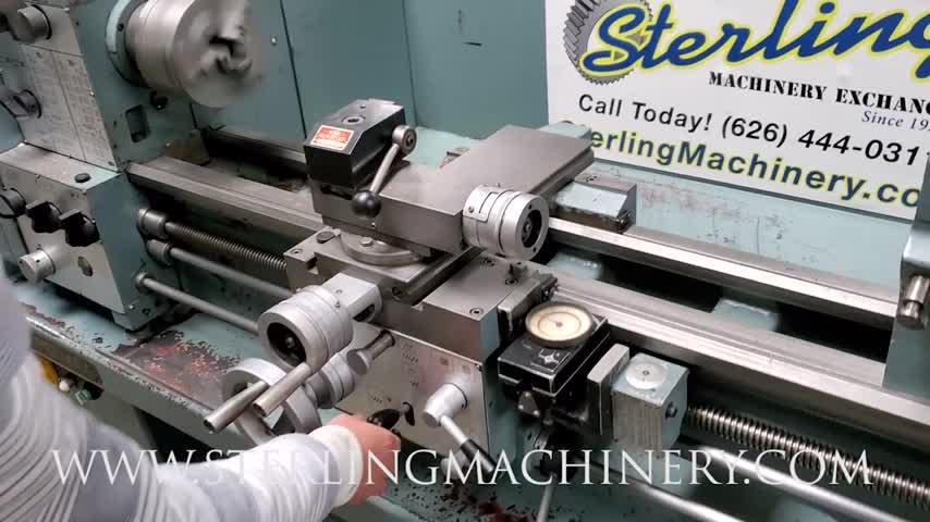 CADILLAC 14-inch Metal Lathe Parts Manual 0111