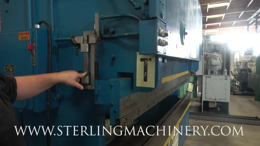 Machinery Videos of Dealer Machine Tools Showing Used Lathe, Milling