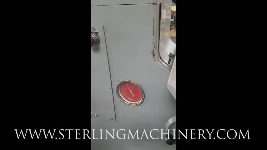 Machinery videos of dealer machine tools showing used lathe milling 36 used doall vertical bandsaw excellent condition used in prototype facility mdl 36 2 welder grinder shear support rods work light a5155 greentooth Image collections