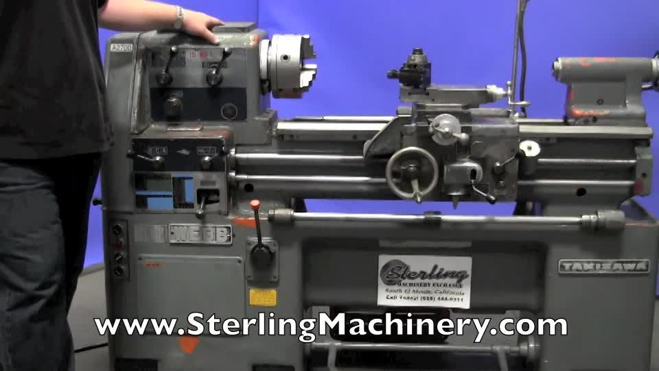 Used Emco Bench Lathe, Mdl  Maximat Super 11, Lever Collet Closer