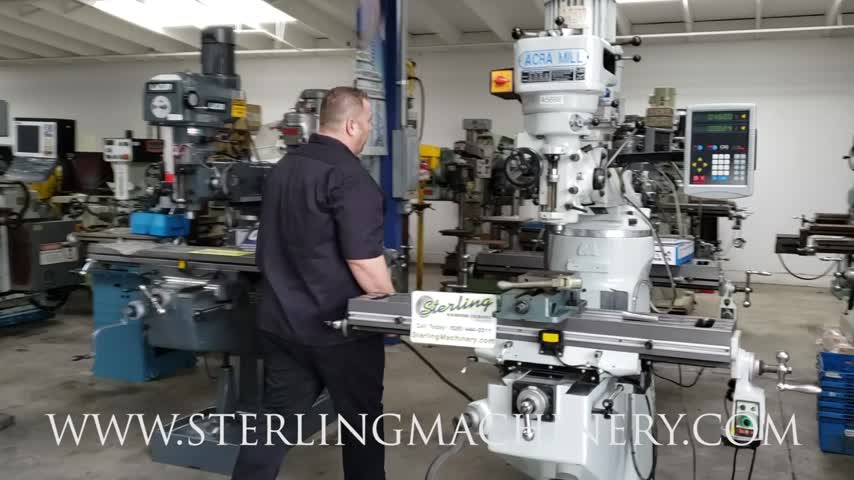 All Types Of New Milling Machines And Used Milling Machines For Sale >> Machinery Videos Of Dealer Machine Tools Showing Used Lathe Milling