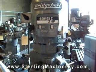Bridgeport Mill For Sale >> Machinery Videos Of Dealer Machine Tools Showing Used Lathe Milling