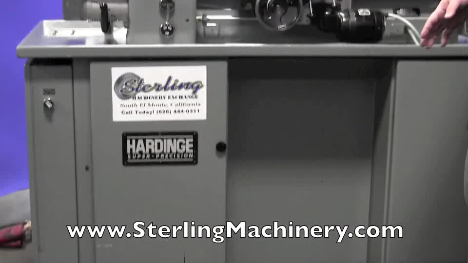 Machinery Videos of Dealer Machine Tools Showing Used Lathe ... on